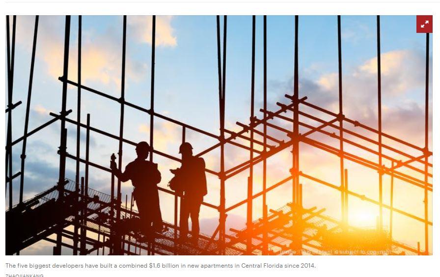 Central Florida developers OBJ Sept 19 2019