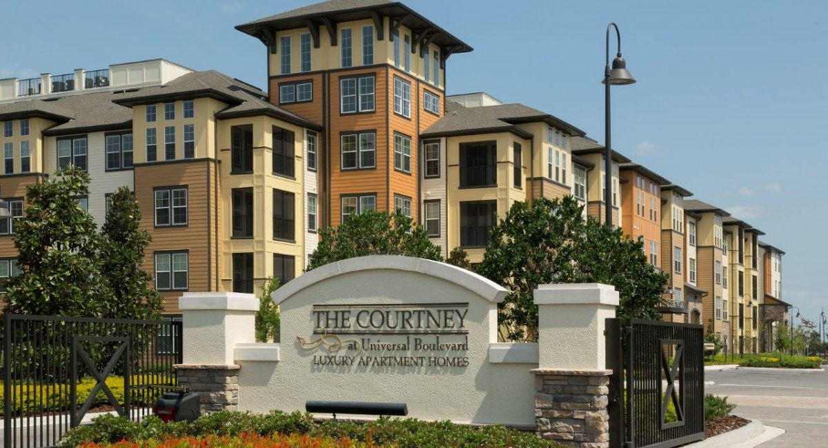 The Courtney at Universal Boulevard